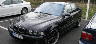 Samochód BMW E31